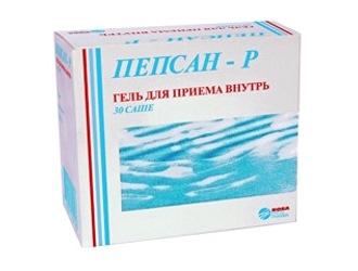 Пепсан-р – инструкция по применению, показания, дозы.