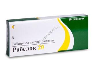 рабелок таблетки инструкция по применению препарата