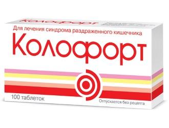 Колофорт (Koloforl) описание препарата: инструкция по применению, цена, показание, противопоказания, форма выпуска, аналоги, отзывы