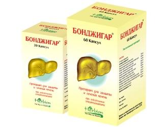 Бонджигар (Bonjigar) описание препарата: инструкция по применению, цена, противопоказания, форма выпуска, состав, аналоги, отзыв