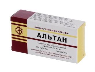 альтан препарат инструкция - фото 7