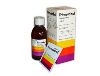 Триметабол (trimetabol) описание препарата: инструкция по.