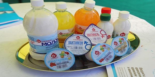 Кисломолочные продукты для всей семьи