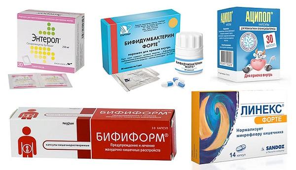 Антибиотики назначают только в особо сложных случаях, когда дисбактериоз сопровождается выраженной интоксикацией, бактериемией, хронической диареей и иными тяжелыми состояниями.