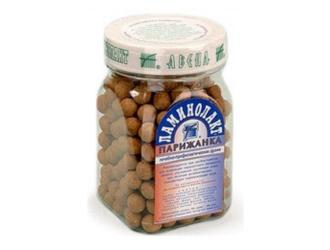 В состав продукта входят живые полезные бактерии и натуральные растительные компоненты